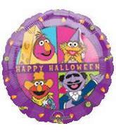 "18"" Sesame Street Halloween"