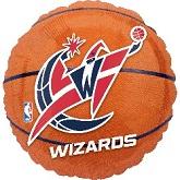 "18"" NBA Washington Wizards Basketball"