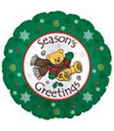 """18"""" Season's Greetings Bear"""