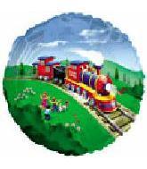 "18"" Little Chug Train"