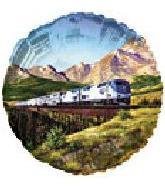 "18"" Amtrak Train"