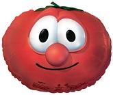 "30"" Veggie Tales Bob Shape Balloon"
