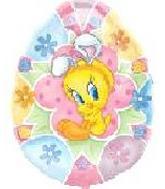 27'' Easter Tweety