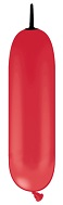 321Q Bee Body Balloons Red 100 count
