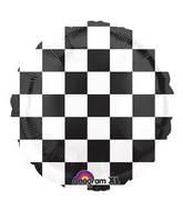 """18"""" Checkerboard Balloon"""