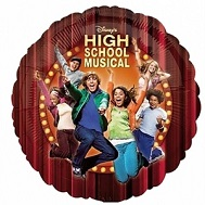 "9"" Airfill High School Musical"