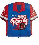24'' Dad's Racing Shirt