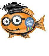 """25"""" Grad Fish"""