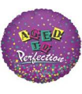 """18"""" Aged To Perfection Balloon"""