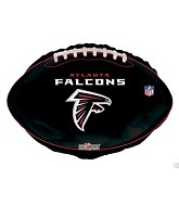 "18"" NFL Football Atlanta Falcons Balloon"