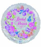 "18"" Bridal Shower Ribons & Flowers"