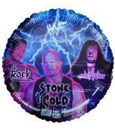 "18"" Licensed WWF Super Stars Foil Balloon"