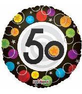 """18"""" 50 Dots Balloon"""