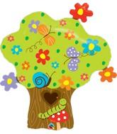 "37"" Shape Enchanted Tree In Bloom"