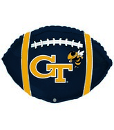 "21"" Georgia Tech Collegiate Football"