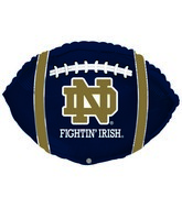 "21"" Notre Dame Fightin' Irish Football"