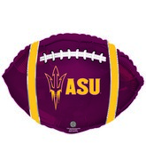 "21"" Arizona State University Collegiate Football"