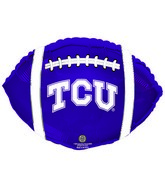 "21"" Texas Christian University (TCU) Collegiate Football"