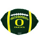 "21"" University Of Oregon Collegiate Football"