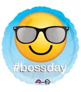 """18"""" #bossday Balloon"""