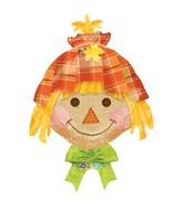 """26"""" Happy Scarecrow Balloon"""