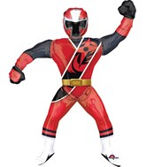 """67"""" Power Rangers-Ninja Steel Balloon"""