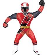 "67"" Airwalker Power Rangers-Ninja Steel Balloon"