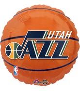 """18"""" Utah Jazz Balloon"""