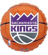 """18"""" Sacramento Kings Balloon"""