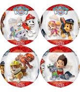 """16"""" Paw Patrol Chase and Marshall Bubble Balloon"""