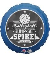 """18"""" Volleyball Bump Set Spike Balloon"""