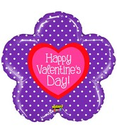 "30"" Mighty Bright® Shape Mighty Valentine Flower"