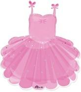 """28"""" Ballerina Tutu Balloon"""