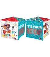 """15"""" Birthday Pets Balloon"""