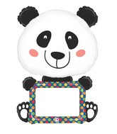 "48"" Shape Packaged ReMARKables Panda"