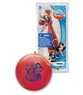 "14"" 1 Count Punch Ball Dc Super Hero Girls"