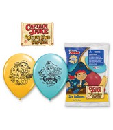 "12"" 6 Count Special Assorted Jake Never Land Pirates"