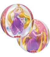 "16"" Jumbo Orbz Rapunzel Foil Balloon (Floats)"