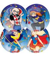 Jumbo DC Super Hero Girls Foil Balloon