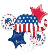 Bouquet Balloon Election Elephant Foil Balloon
