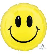 """28"""" Jumbo Smiley Face Balloon"""