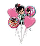 Wreck it Ralph 2 Bouquet Foil Balloon