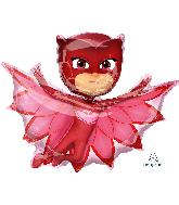 "33"" PJ Masks Owlette SuperShape™ Foil Balloon"