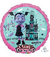 Vampirina Jumbo Sing-A-Tune Foil Balloon