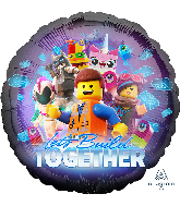 "18"" Lego Movie 2 Foil Balloon"