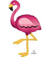 "68"" Flamingo AirWalkers Foil Balloon"