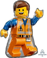 "24"" Lego Movie 2 SuperShape™ Foil Balloon"