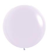 "24"" Betallatex Pastel Matte Lilac Latex Balloons (10CT)"