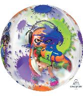 "15"" Splatoon Orbz™ XL™ Foil Balloon"