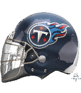 "21"" Tennesee Titans Helmet SuperShape Foil Balloon"